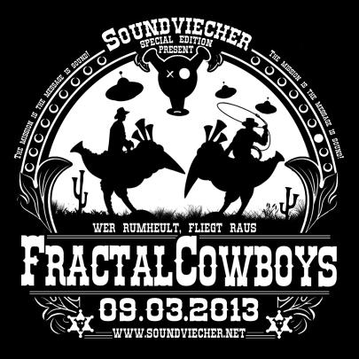 Soundviecher Special Edition - Fractal Cowboys